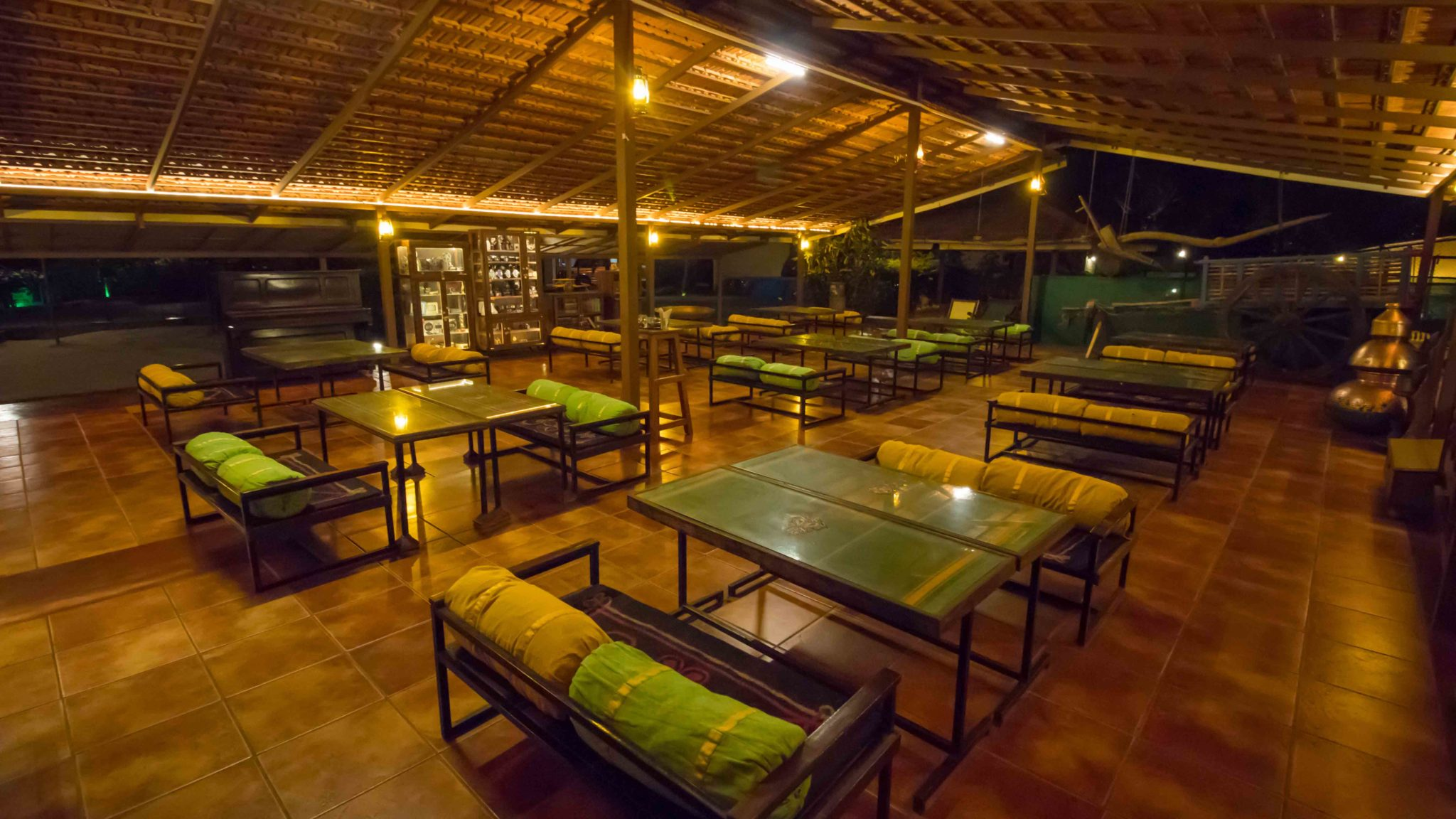 Nisarg Resort Kolhapur Zuluk Breeze traditional restaurant