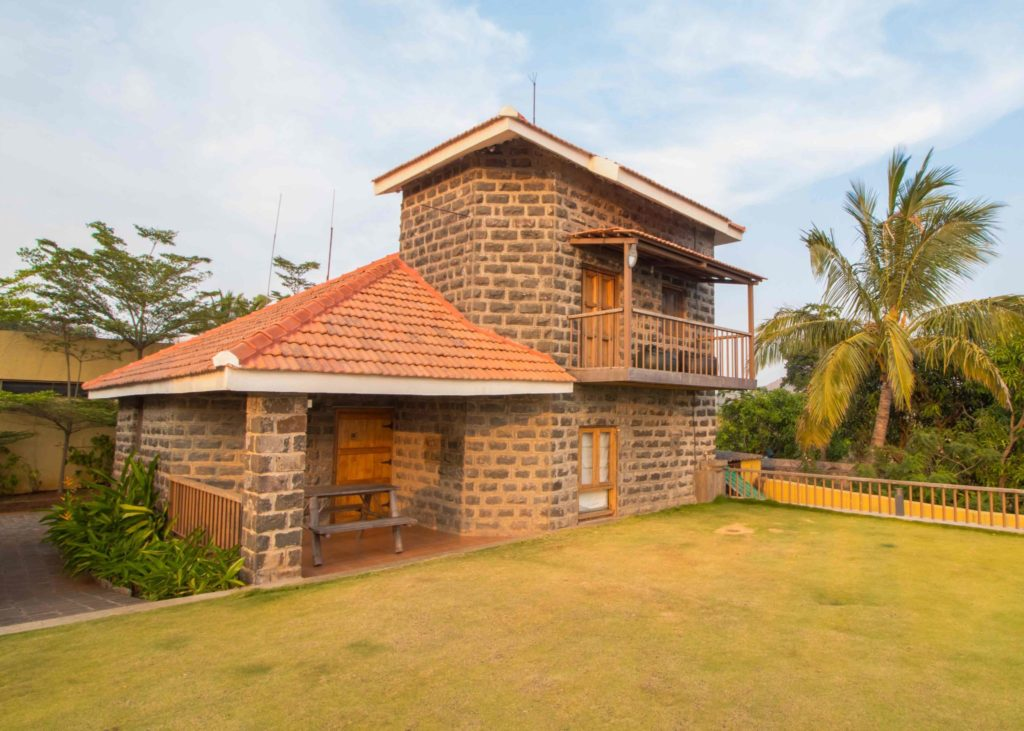 Nisarg Resort Kolhapur - Paarijaat The Stone Cottage